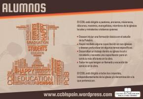 ALUMNOS CCBL